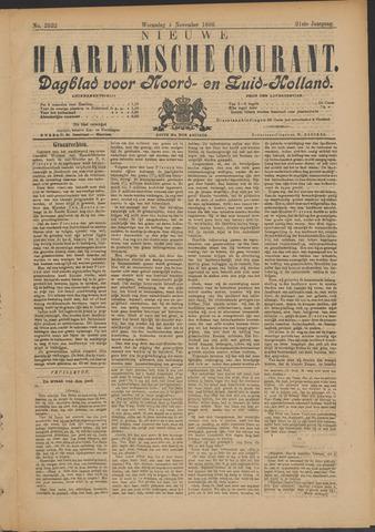 Nieuwe Haarlemsche Courant 1896-11-04
