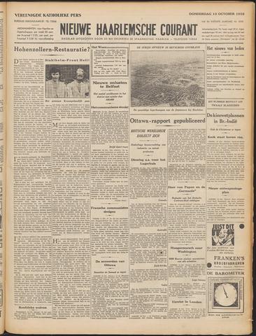 Nieuwe Haarlemsche Courant 1932-10-13