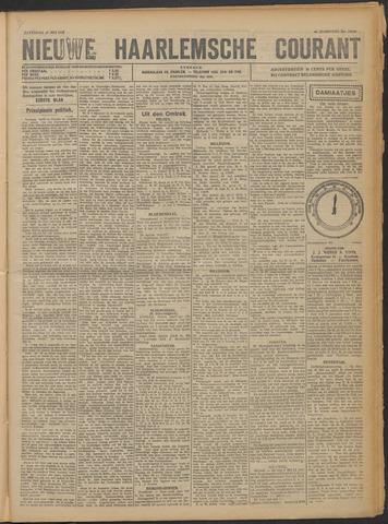 Nieuwe Haarlemsche Courant 1922-05-13