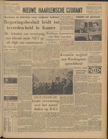 Nieuwe Haarlemsche Courant 1963-03-27