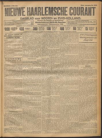 Nieuwe Haarlemsche Courant 1914-05-04