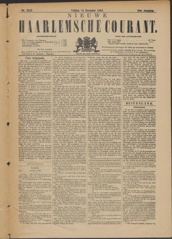 Nieuwe Haarlemsche Courant 1894-12-14