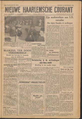 Nieuwe Haarlemsche Courant 1945-09-25