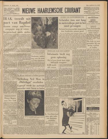 Nieuwe Haarlemsche Courant 1959-03-25