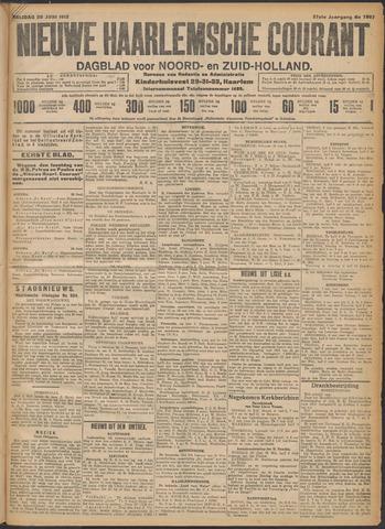 Nieuwe Haarlemsche Courant 1912-06-28