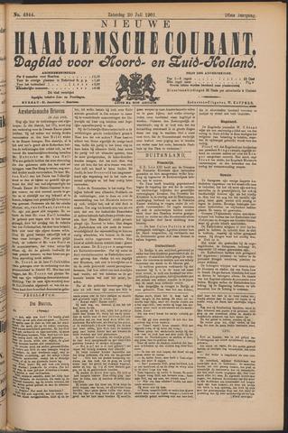 Nieuwe Haarlemsche Courant 1901-07-20