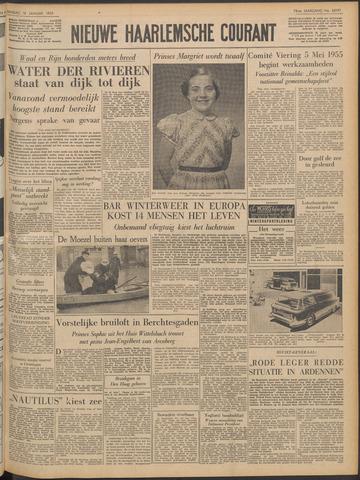 Nieuwe Haarlemsche Courant 1955-01-18
