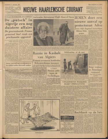 Nieuwe Haarlemsche Courant 1957-01-09