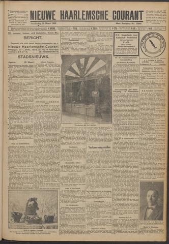 Nieuwe Haarlemsche Courant 1925-03-19