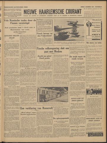 Nieuwe Haarlemsche Courant 1939-12-03