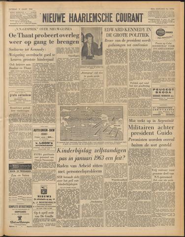 Nieuwe Haarlemsche Courant 1962-03-31