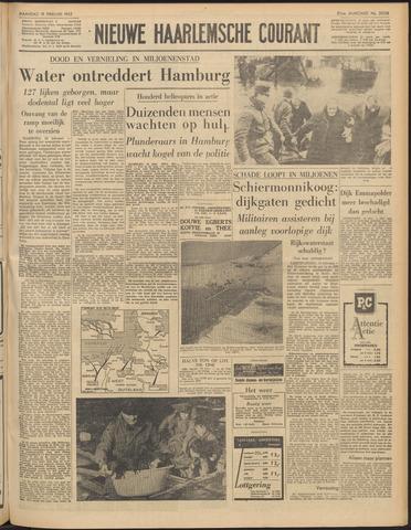 Nieuwe Haarlemsche Courant 1962-02-19