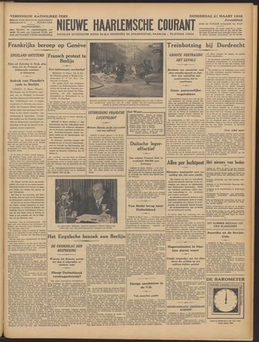 Nieuwe Haarlemsche Courant 1935-03-21