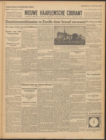 Nieuwe Haarlemsche Courant 1933-01-04