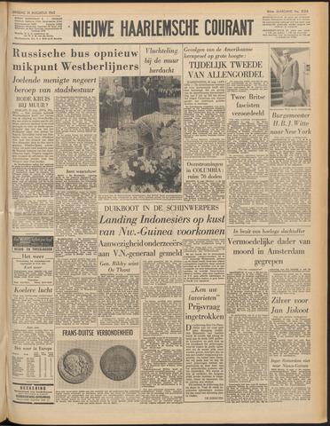 Nieuwe Haarlemsche Courant 1962-08-21