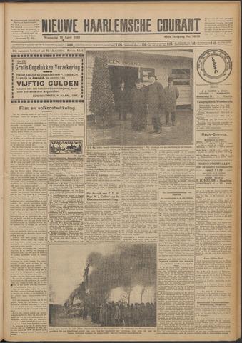 Nieuwe Haarlemsche Courant 1925-04-15