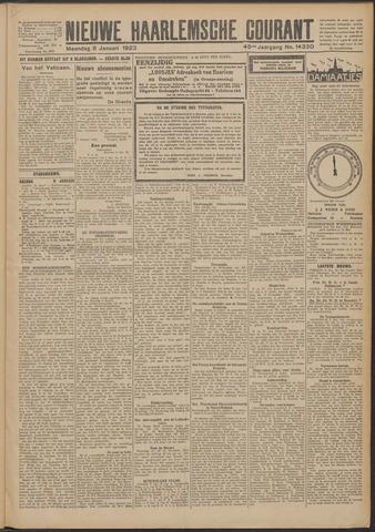 Nieuwe Haarlemsche Courant 1923-01-08
