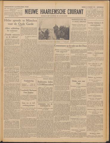 Nieuwe Haarlemsche Courant 1941-02-25