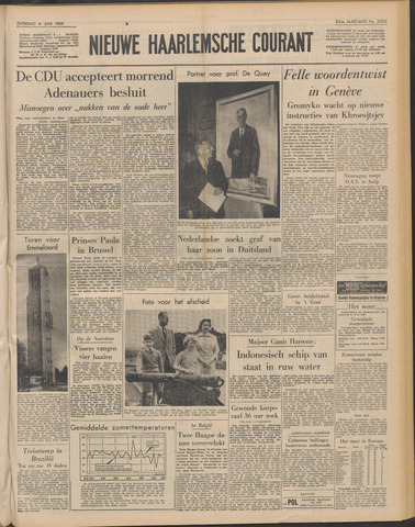 Nieuwe Haarlemsche Courant 1959-06-06