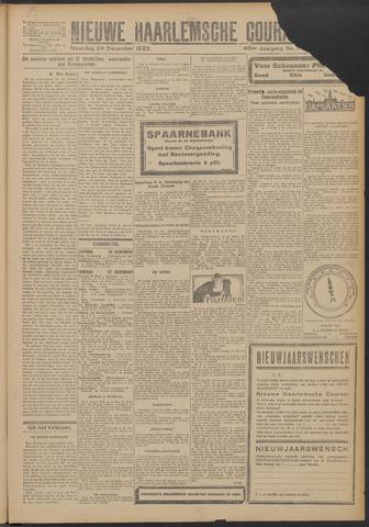 Nieuwe Haarlemsche Courant 1923-12-24