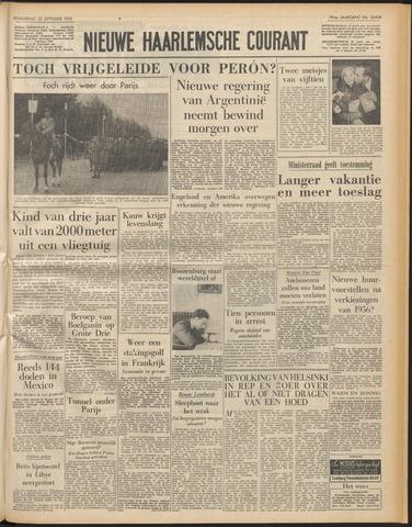 Nieuwe Haarlemsche Courant 1955-09-22