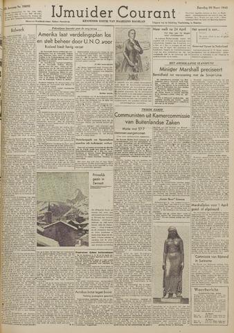IJmuider Courant 1948-03-20