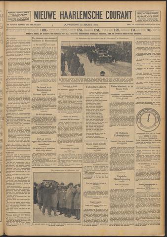 Nieuwe Haarlemsche Courant 1931-03-12