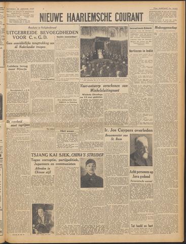 Nieuwe Haarlemsche Courant 1949-01-22