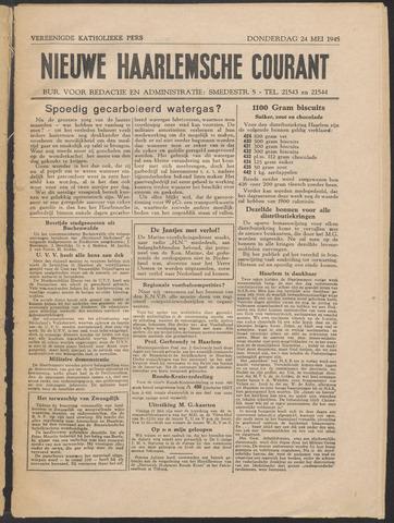Nieuwe Haarlemsche Courant 1945-05-24