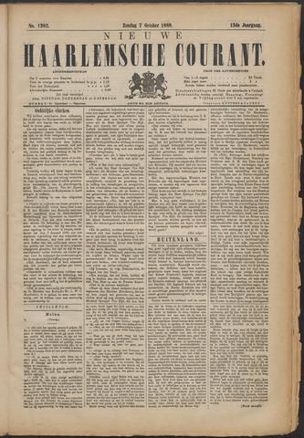 Nieuwe Haarlemsche Courant 1888-10-07
