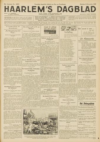 Haarlem's Dagblad 1935-11-12
