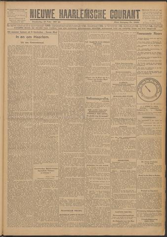 Nieuwe Haarlemsche Courant 1927-02-24