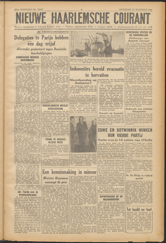 Nieuwe Haarlemsche Courant 1946-08-17