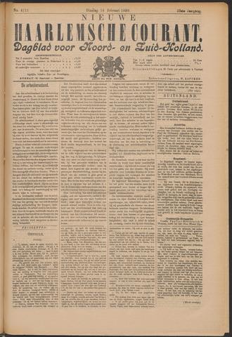 Nieuwe Haarlemsche Courant 1899-02-14