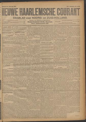 Nieuwe Haarlemsche Courant 1908-01-25