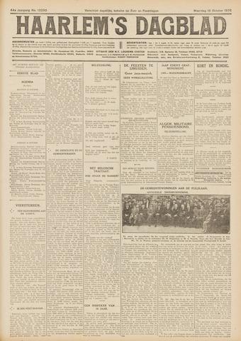 Haarlem's Dagblad 1926-10-18