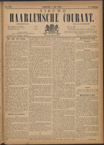 Nieuwe Haarlemsche Courant 1880-07-01