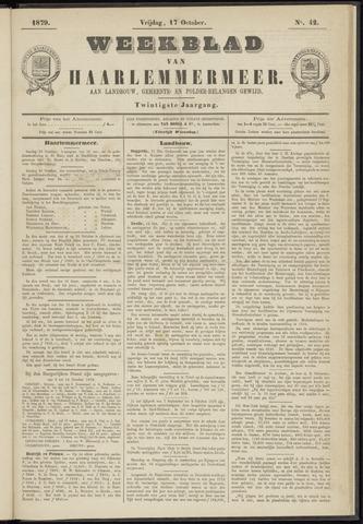 Weekblad van Haarlemmermeer 1879-10-17