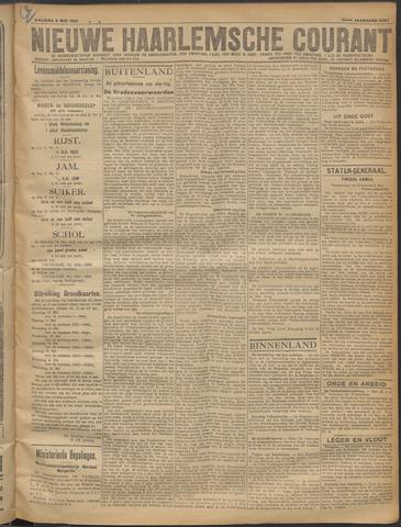 Nieuwe Haarlemsche Courant 1919-05-09