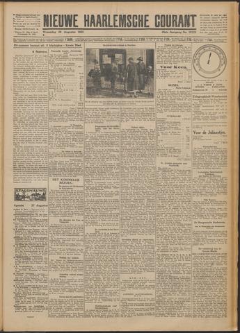 Nieuwe Haarlemsche Courant 1925-08-26