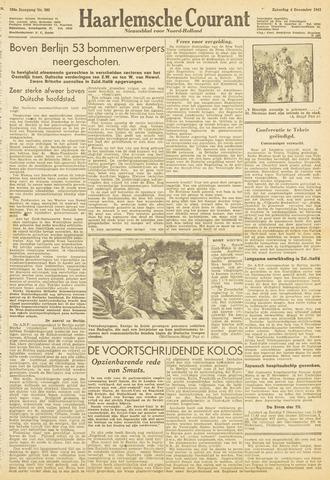 Haarlemsche Courant 1943-12-04