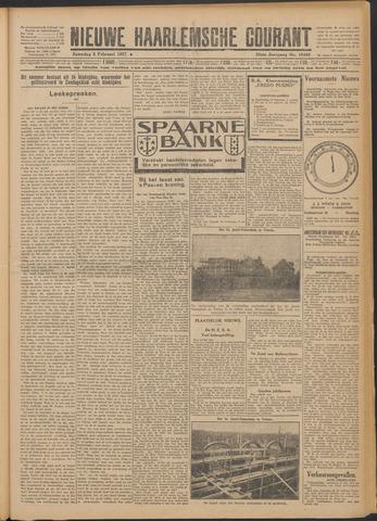 Nieuwe Haarlemsche Courant 1927-02-05