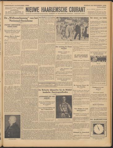 Nieuwe Haarlemsche Courant 1935-12-22