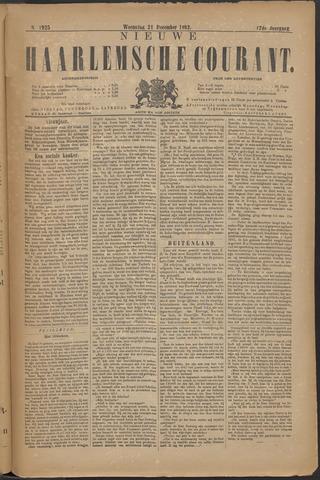 Nieuwe Haarlemsche Courant 1892-12-21