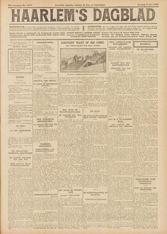 Haarlem's Dagblad 1926-06-08