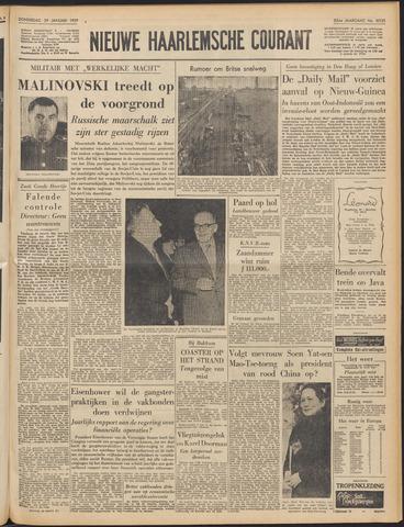 Nieuwe Haarlemsche Courant 1959-01-29