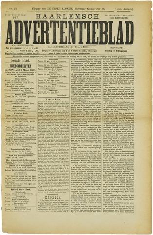 Haarlemsch Advertentieblad 1888-03-17