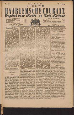 Nieuwe Haarlemsche Courant 1898-11-08