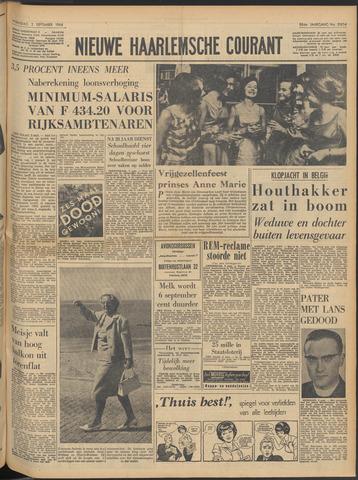 Nieuwe Haarlemsche Courant 1964-09-02