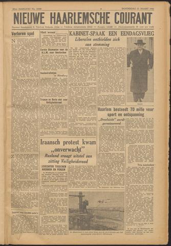 Nieuwe Haarlemsche Courant 1946-03-21